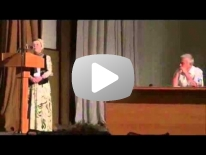 Зинаида Гусарова Веймер Германия Конференция 2013