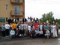 Конференция в Закарпатье, 2010